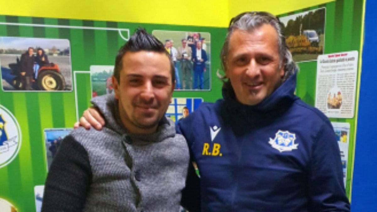 Raffaele Balluardo nuovo DS della Spazio Talent Soccer