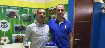 Antonio Aracri direttore sportivo del Settore giovanile