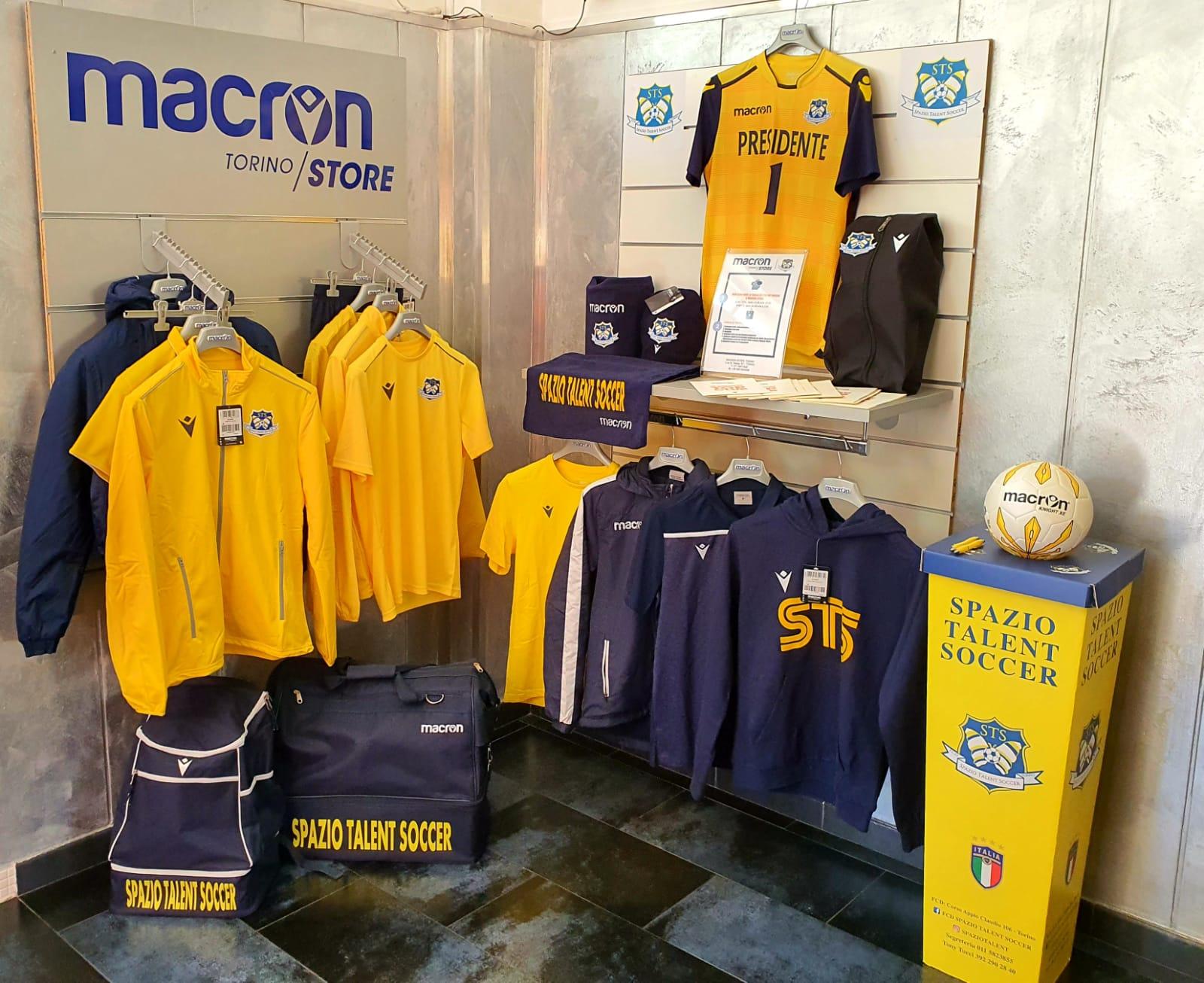 La collaborazione col nostro sponsor tecnico si rafforza: apre lo store di STS!